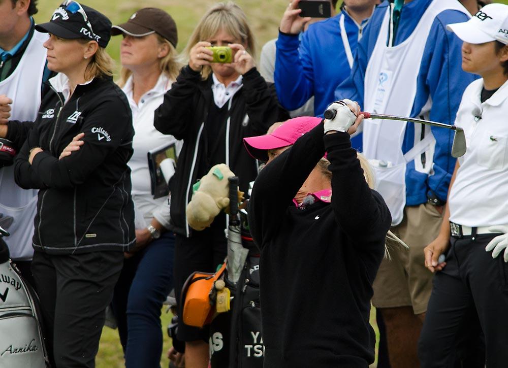verdens beste kvinnelige golfspiller oslo